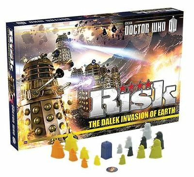 Doctor Who Risk! Dalek Invasion of Earth.