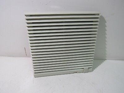 "RITTAL SK3325 207 DISCHARGE OUTLET FILTER 10""x10"" ***NNB***"