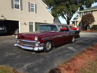 1956 Chevrolet Bel Air/150/210 convertible 1956 chevrolet bel air convertible