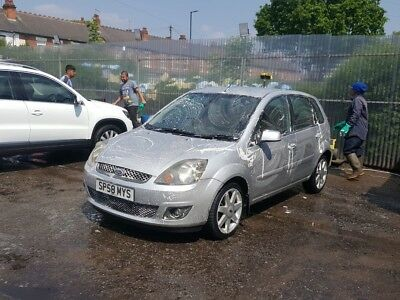 ford fiesta 1.4tdci 58plate 89,000miles spares or repairs