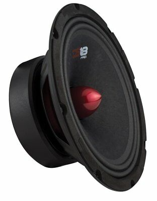 "4 DS18 PRO-GM8B 8/"" Inch Mid Range Loudspeaker 580W Watts Max Power 8 Ohm 4 Pack"