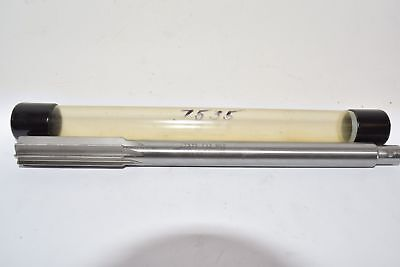 Tri-Angle .7535 Straight Flute Chucking Reamer 733 HSS