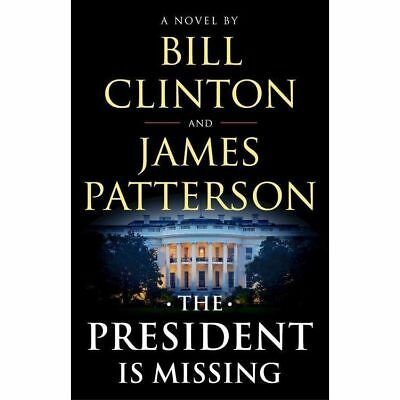 The President Is Missing: by James Patterson And Bill Clinton (DIGITAL E - BOOK)