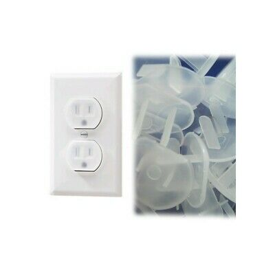 24pc/pk power outlet socket safety cover for babies kids and children