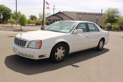 Cadillac DeVille 4dr Sedan 2004 Cadillac DeVille Low Miles Great Condition