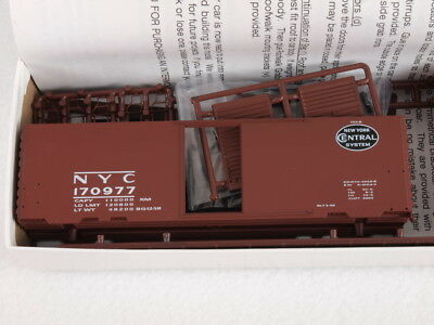 Intermountain HO 40401-18 PS-1 40' Boxcar Kit New York Central NYC #170977