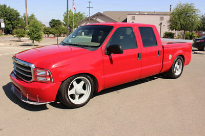 """Ford Super Duty F-250 Crew Cab 156"""" XLT 1999 Ford F250 V10 Procharged 1 of a kind No expense spared build!"""