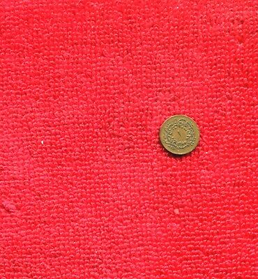 TURKEY LOT OF 4 COPPER COINS 1800s FINE OR BETTER 8.95