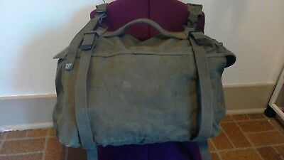 WW2 WWII US U.S. M1945 Field Pack,M-1945 & Suspenders, Cargo & Combat! Military