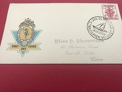 1956 Melbourne Olympics first day covers Nice Condition
