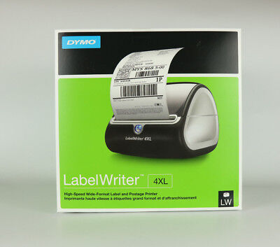 Brand New DYMO LabelWriter 4XL Thermal Label Printer 4x6 (Model # : 1755120)