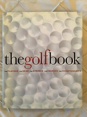 The Golf Book Brand New 400 Pages