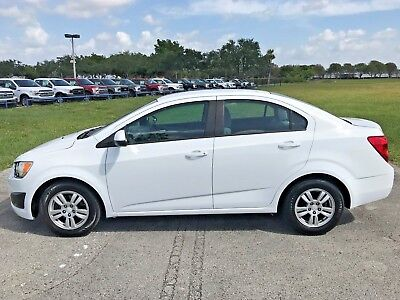 2012 Chevrolet Sonic LS Sedan 4-Door 2012 CHEVROLET SONIC $700 DOWN WE FINANCE ALL: GOOD-BAD-NO CREDIT- FREE SHIPPING