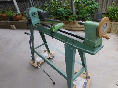 SHER Wood Lathe MC900 free standing parts only.
