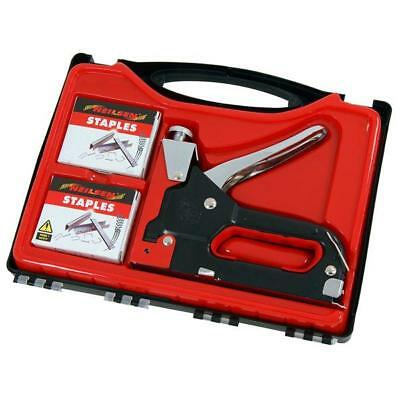CT1609 3 in 1 Stapler, Nailer, 200 Staples, 200 Nails & 200 U Staple Gun in Case