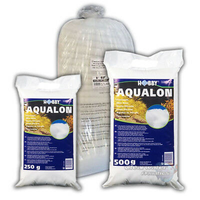 Hobby AQUALON Filter Wool Water Aquarium Fish Tank WADDING CLEAN FINE FILTER