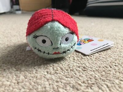 nightmare before christmas Sally Disney Store TsumTsum with tags