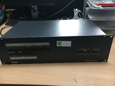 Extron Crosspoint Series Switcher Rack Mountable