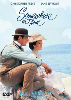 Somewhere in Time Japan DVD GNBF-2751 Christopher Reeve New