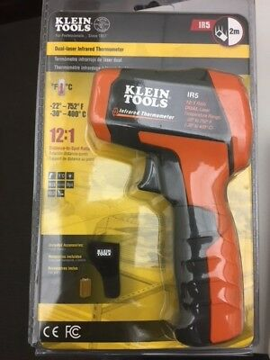 Klein Tools Infrared Thermometer New in Package