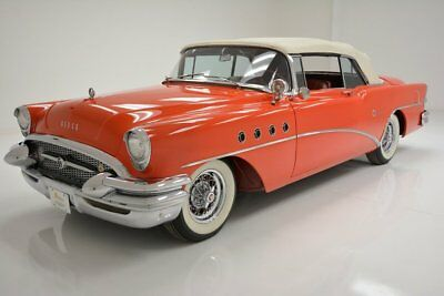 Buick Super Convertible 1955 Super Convertible Lovingly Used Great Car