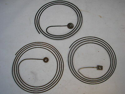 3 Double Weight  Vienna Gongs