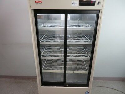 Sanyo Medicool Pharmaceutical Refrigerator MPR-513 4°C with Warranty SEE VIDEO