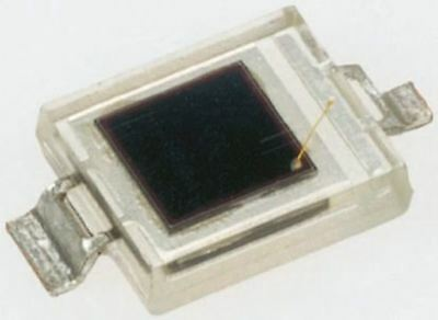 Osram Opto SFH 2430 IR + Visible Light Si Photodiode, 60 °, Surface Mount DIP