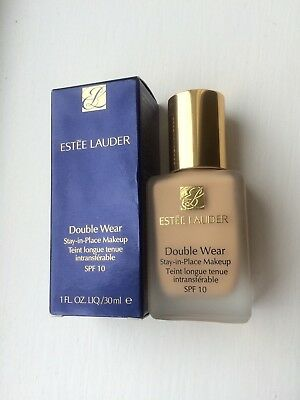 estee lauder double wear foundation sand 30ml - brand new, unopened