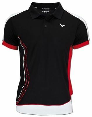 VICTOR Polo-Shirt Function Unisex 6865 XL Trikot Polo Badminton Tennis Squash
