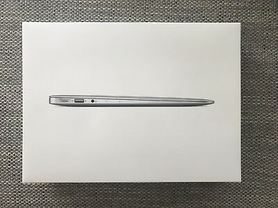 "MacBook Air 13  (128GB, 13.3"", 1.6 GHz Dual Core) Gekauft Mitte 2016"