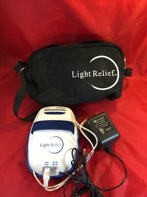 Light Relief LR150 Infrared Light Therapy Device