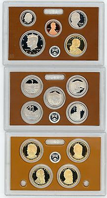 2011 United States PROOF Coin Set - U.S. Mint - Official