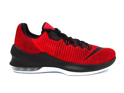 wholesale dealer 7eb4e ee3b0 ... coupon nike air max infuriate 2 low sneakers rosso nero 908975 600  1a097 6ad57