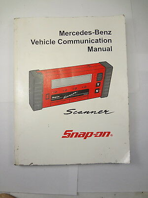 snap on bmw scanner vehicle communication software manual 2003 rh picclick co uk Manual Communication Books Sample Communications Manual
