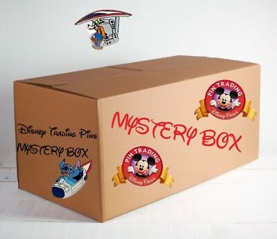 Disney Trading Pins Mystery Box