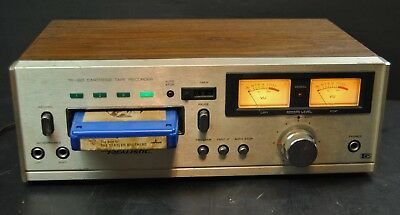 Vintage Realistic TR-883 Track Player Recorder