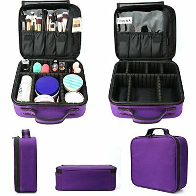 Classic Make Up Organizing Case Jewellery Travelling CosmetiC Beauty Bag Box New