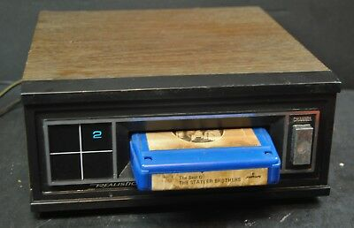 Vintage Realistic TR-167 Track Player