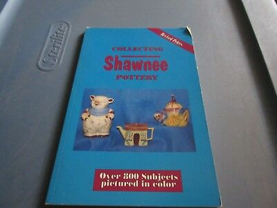 IDENTIFICATION/PRICE GUIDE BOOK ON SHAWNEE POTTERY by Mark Supnik SB 1989