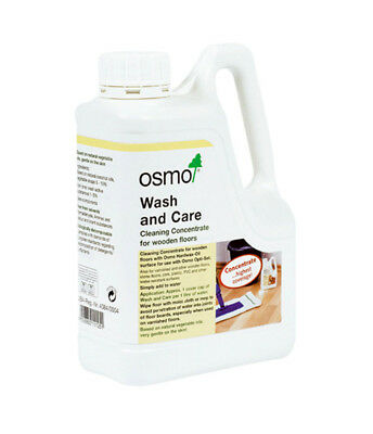 Osmo Wash and Care 8016 1 Litre Bottle