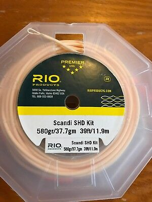 RIO SCANDI 580 Gr. Used Once.