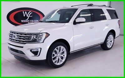 Ford Expedition Limited 2018 Limited New Turbo 3.5L V6 24V Automatic RWD SUV Premium Moonroof