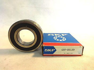 NEW IN BOX SKF 6207-2RS1JEM BALL BEARING