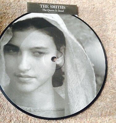"The Smiths The Queen Is Dead 2017 New 7"" Vinyl"