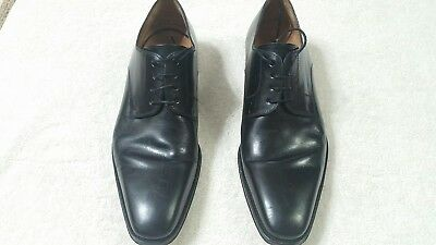 Magnanni Colo Black Lace Up size 9.5 US (13275-1)