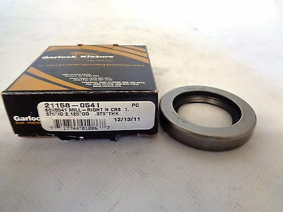 New Garlock Klozure 21158-0541 63X0541 Oil Seal