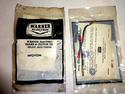 New Warner Electric 5301-101-002 Brake Terminal And Wire Assembly