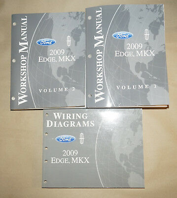 Mercedes Wiring Diagram Vol 3 12499 Picclick. 2009 Ford Edge Mkx Oem Service Shop Manual Wiring Diagrams 3vol Set. Ford. Wiring Diagrams For 2009 Ford Edge At Scoala.co