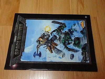 Codex Space Wolves 3. Edt
